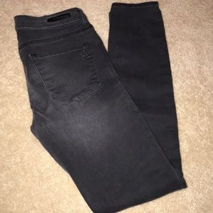 Articles of Society Skinny Jeans Charcoal